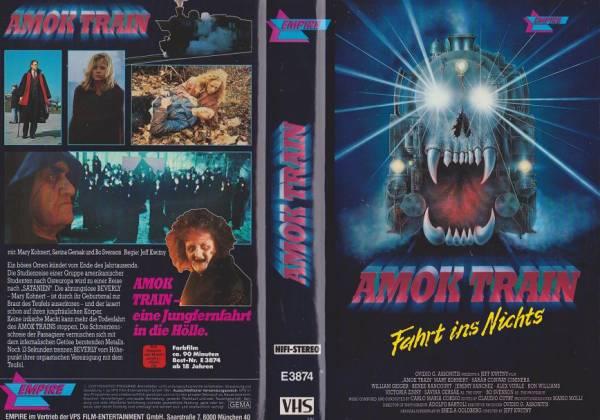 Amok Train - Fahrt ins Nichts - Beyond the door 3