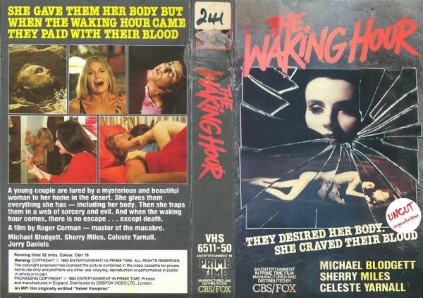 Waking Hour, The - The Velvet Vampire (CBS Fox UK Import)