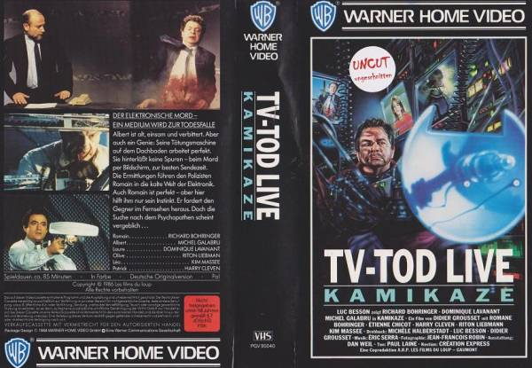 TV-Tod live - Kamikaze