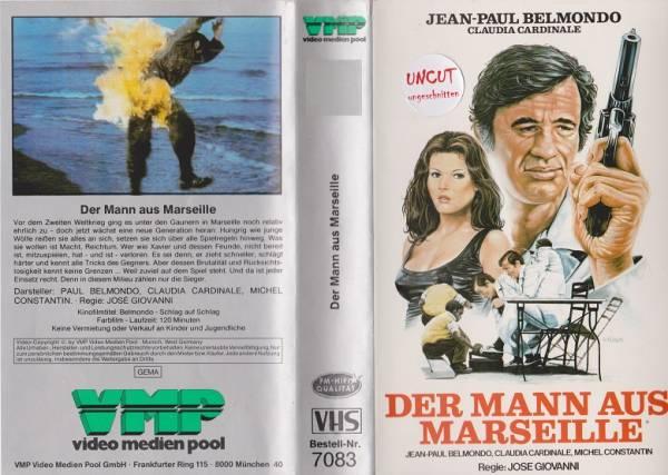 Mann aus Marseille, Der - Schlag auf Schlag (VMP)