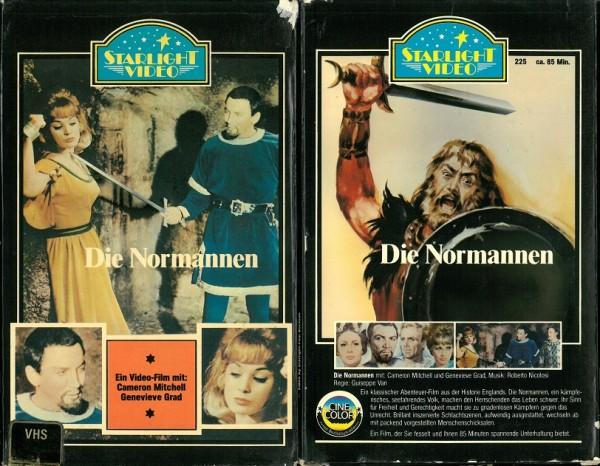 Normannen, Die (Starlight Pappschuber)