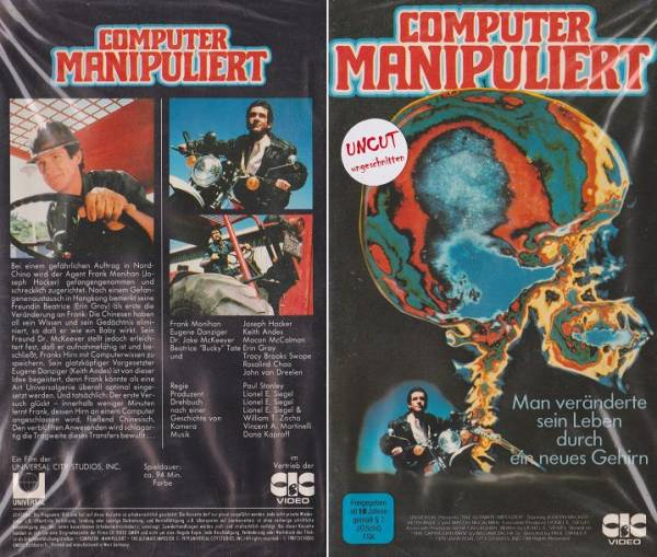 Computer manipuliert