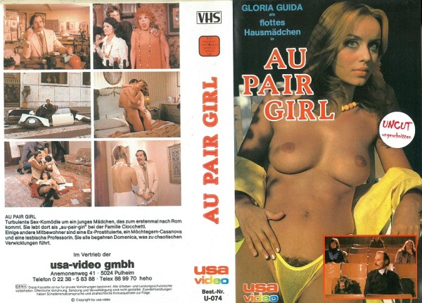 Au Pair Girl - Ein flottes Hausmädchen