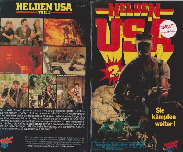 Helden USA 2 - Sie kämpfen weiter (Hartbox)