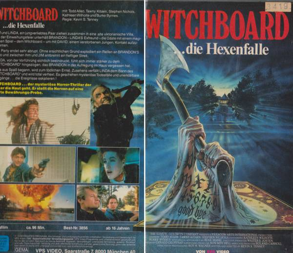 Witchboard - Die Hexenfalle