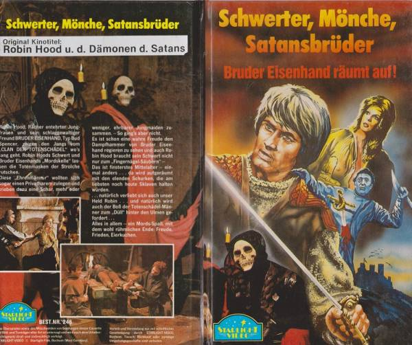 Schwerter, Mönche, Satansbrüder (Hartbox)