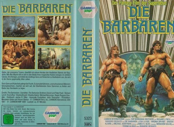 Barbaren, Die