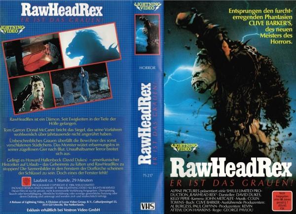 Rawhead Rex - Er ist das Grauen