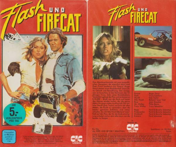 Flash und Firecat - Die Buggy-Bumser