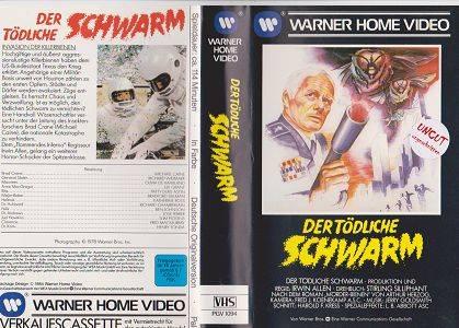 Tödliche Schwarm, Der - The Swarm (VK EA)