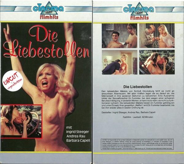 Liebestollen, Die - Die liebestollen Baronessen (Cinema Pappe)