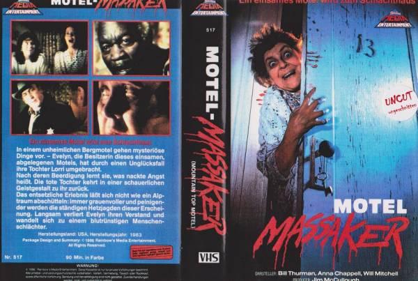 Motel Massaker