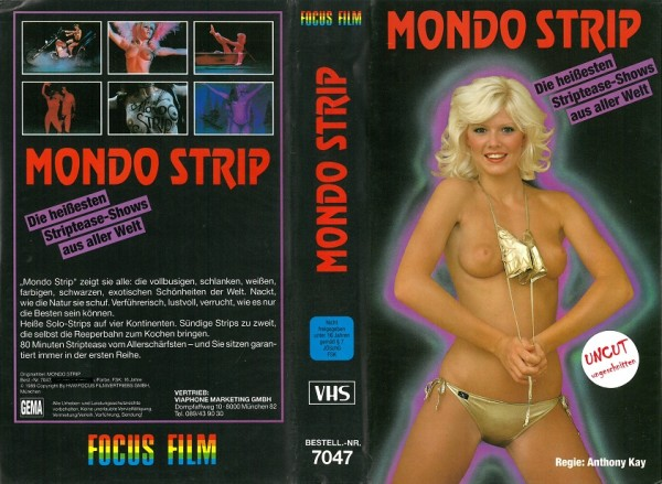 Mondo Strip - Die heißesten Striptease-Shows der Welt