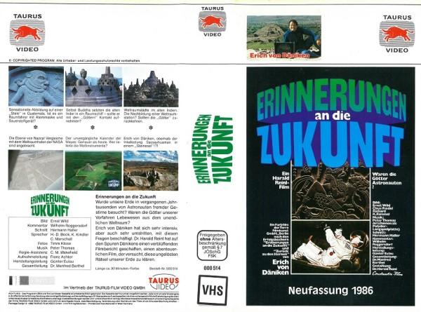Erinnerungen an die Zukunft (1986-Fassung)