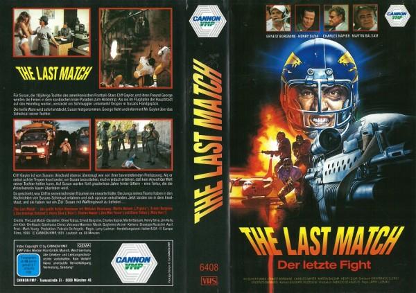 Last Match, The - Der letzte Fight