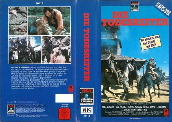 Todesreiter, Die - The Desperados (RCA blau)
