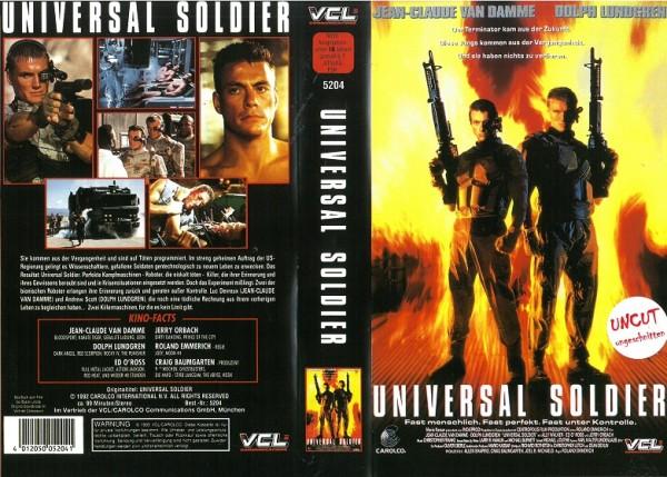 Universal Soldier (Neuauflage)