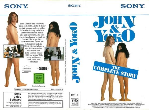 John & Yoko - The Complete Story