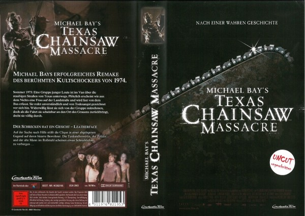 Michael Bay´s Texas Chainsaw Massacre (2003)