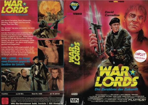 War Lords - Die Zerstörer der Zukunft