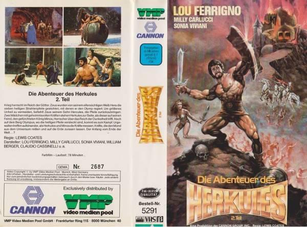 Abenteuer des Herkules 2, Die