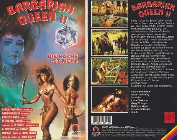 Barbarian Queen 2 - Die Rache ist mein (Hartbox)