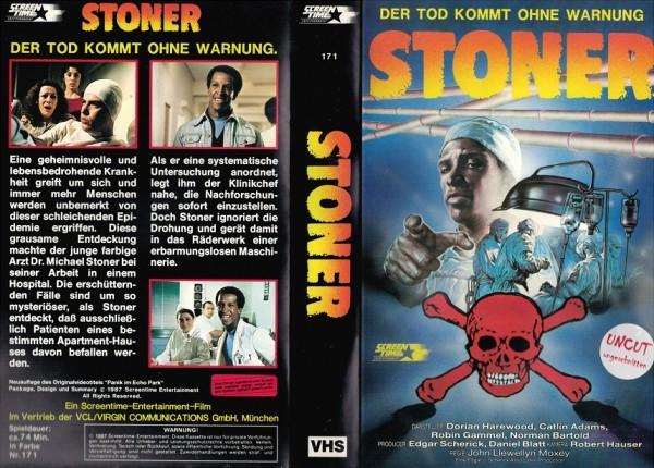 Stoner - Der Tod kommt ohne Warnung