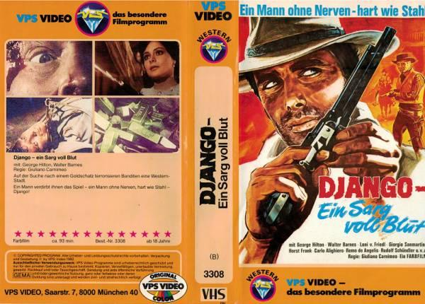 Django - Ein Sarg voll Blut - VPS