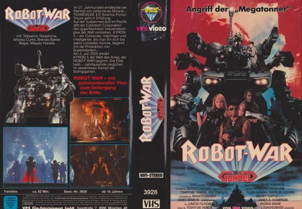 Robot-War
