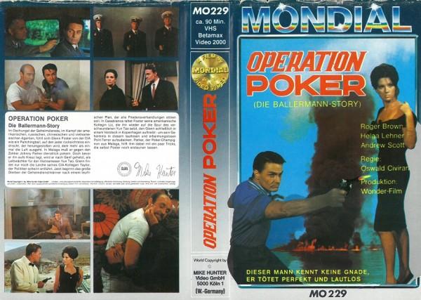 Operation Poker - Die Ballermann-Story (Mondial)