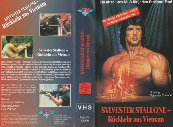 Sylvester Stallone - Rückkehr aus Vietnam