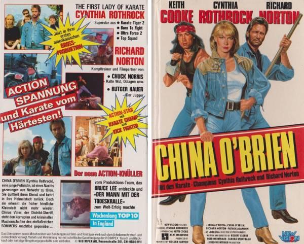 China O' Brien (Hartbox)