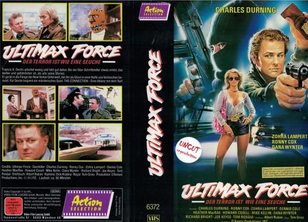 Ultimax Force - Der Terror ist wie eine Seuche (VFL Video)