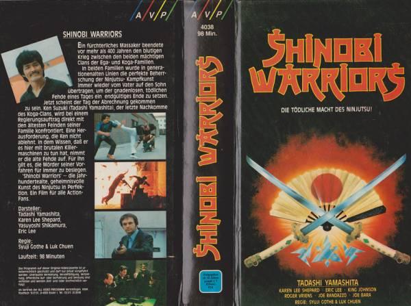 Shinobi Warriors