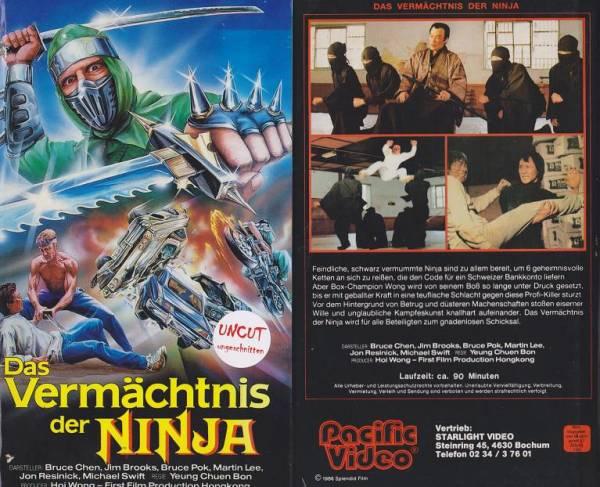 Vermächtnis der Ninja, Das