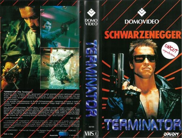 Terminator (Domo Video IT Import)