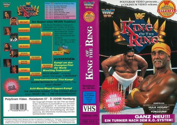 King of the ring (WWF Wrestling)
