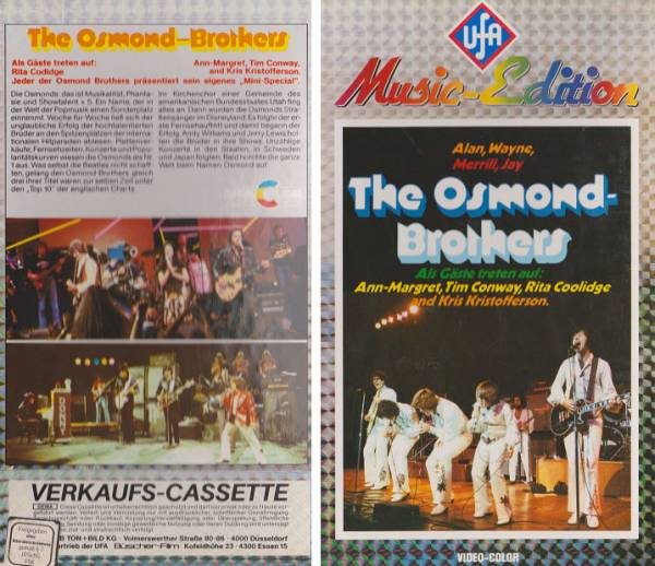 Osmond-Brothers, The