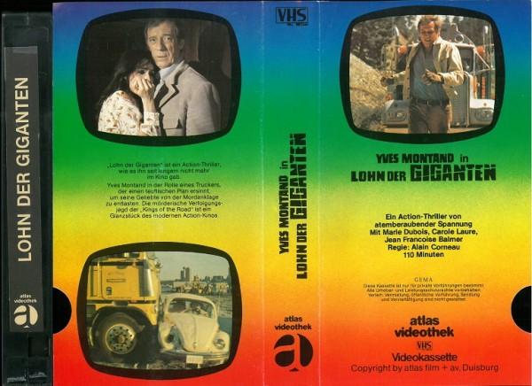 Lohn der Giganten (Glasbox TV Bild)