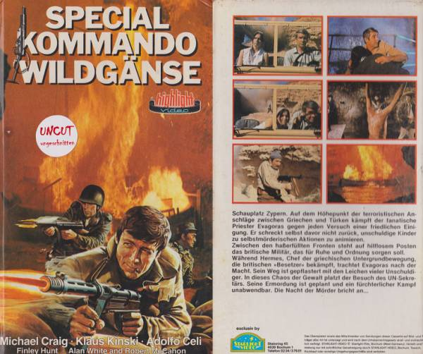 Special Kommando Wildgänse