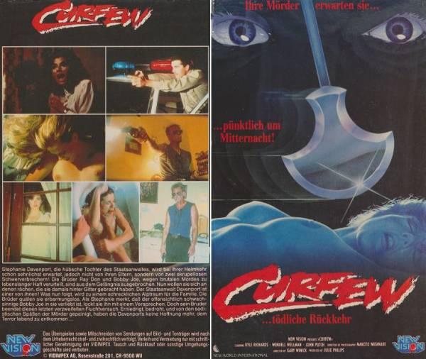 Curfew - Tödliche Rückkehr (Hartbox)