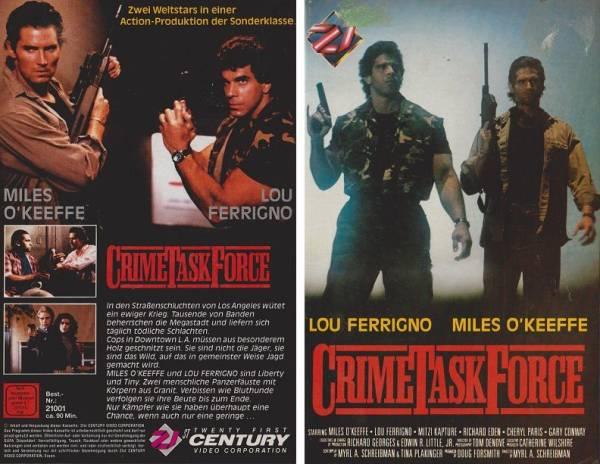 Crime Task Force - Liberty & Bash (Hartbox)