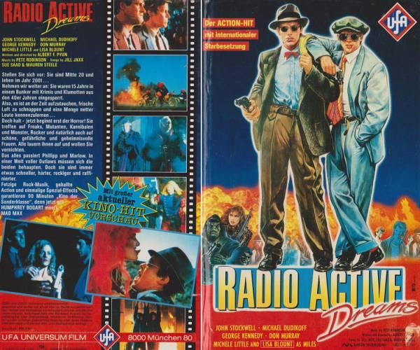 Radio Active Dreams