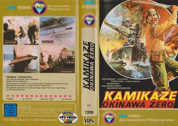 Kamikaze Okinawa Zero