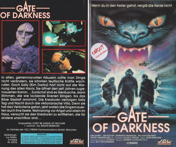 Gate of Darkness