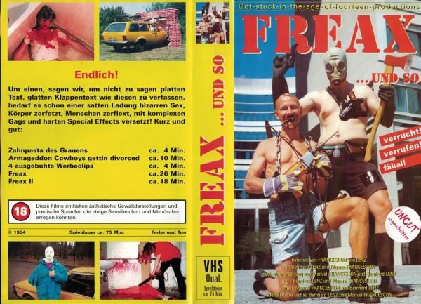 Freax und so
