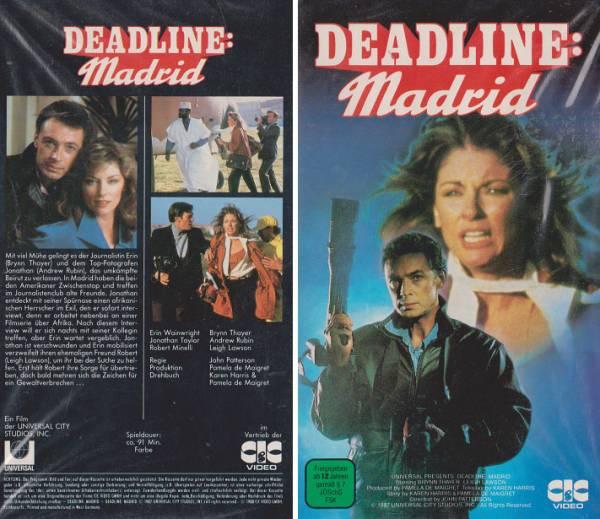 Deadline: Madrid