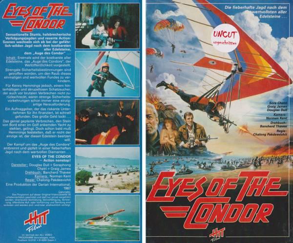 Eyes of the Condor