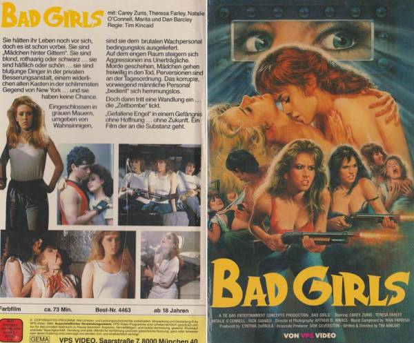Bad Girls - Escape from Bad Girls Dormitory (Hartbox)