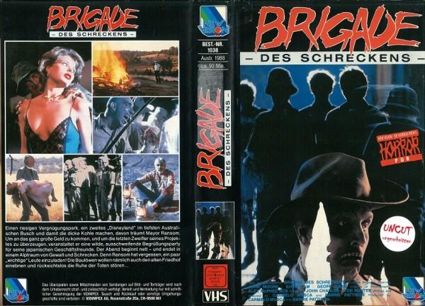 Brigade des Schreckens - Zombie Brigade
